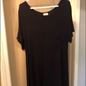 LuLaRoe Carly dress.  They have been worn